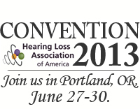 HLAA Convention 2013