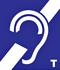 Universal Hearing Access Symbol